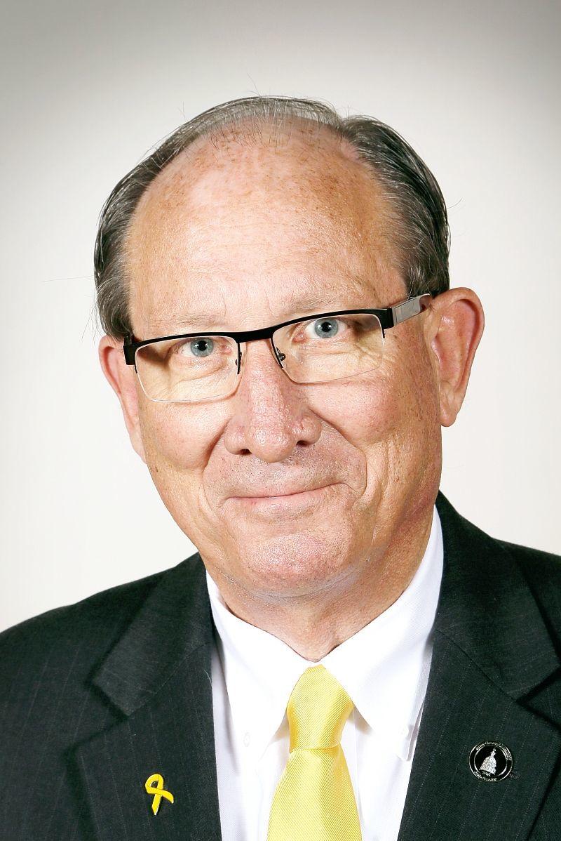 Sen. David Johnson, Ocheyedan