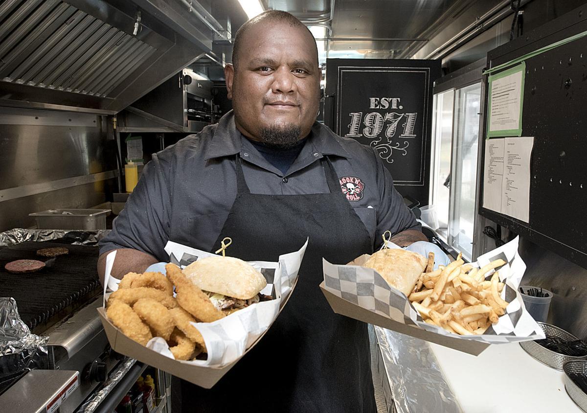 Hard Rock Hotel & Casino food truck