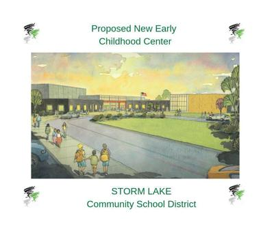 Storm Lake School District bond issue project