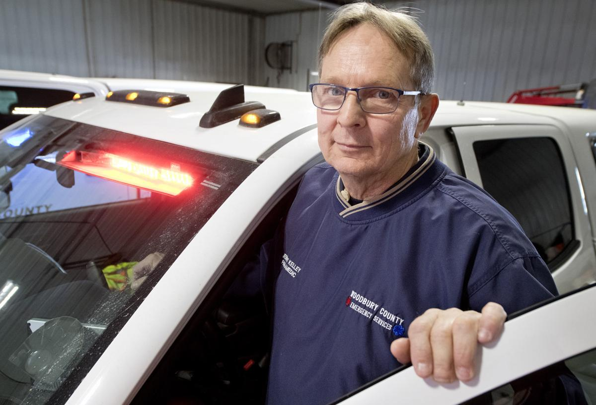 Woodbury County paramedic