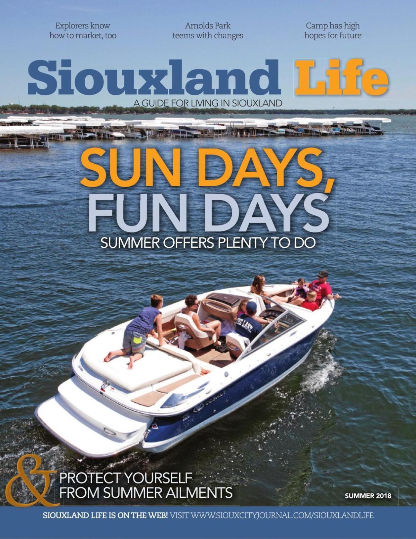 Siouxland LIfe - Summer 2018