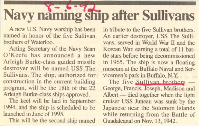 Courier Aug. 6, 1992