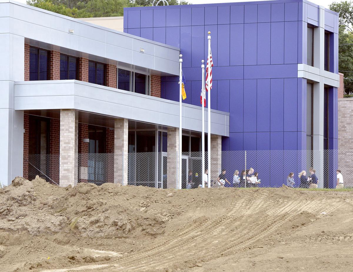Heelan High School construction
