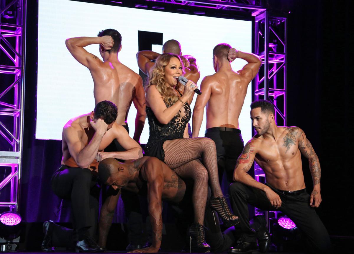 Mariah Carey bruceblog
