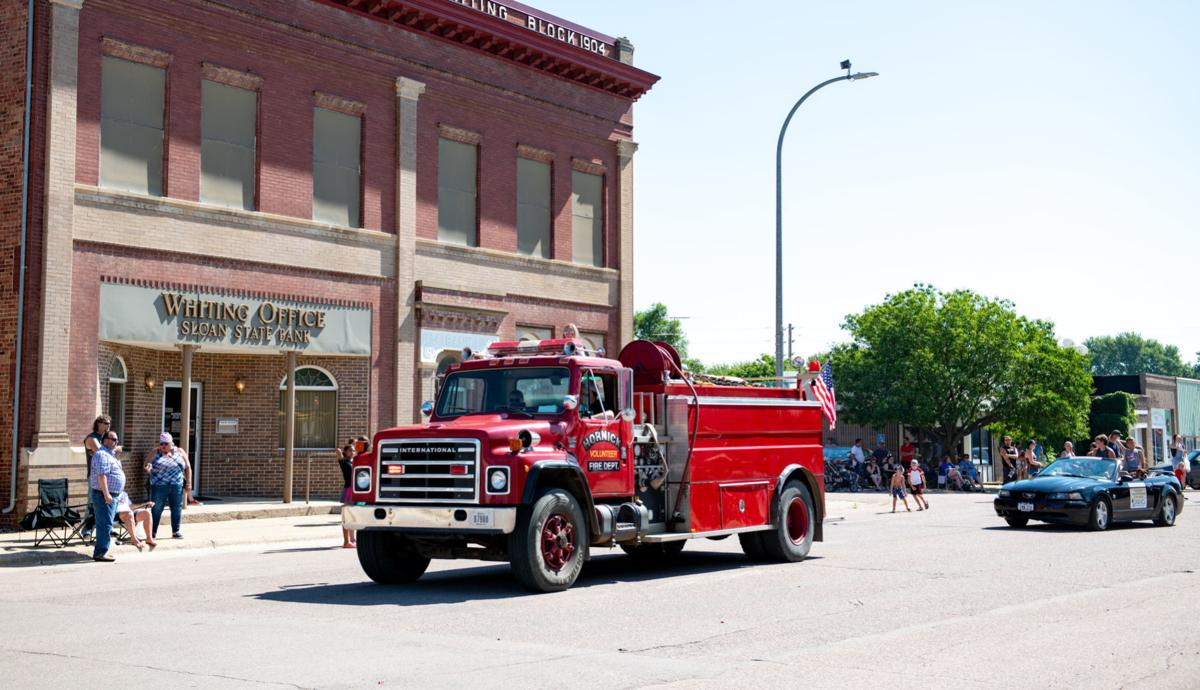 Whiting Fourth of July Parade