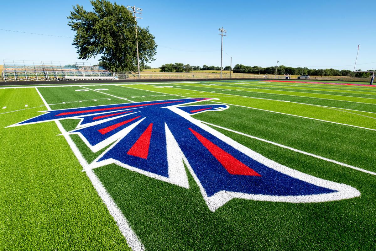 New field at West Sioux