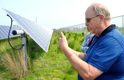 South Sioux City solar panels