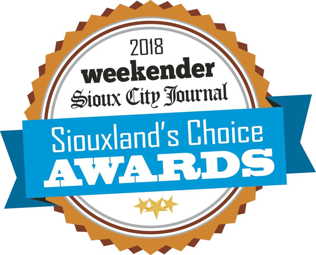 Siouxland's Choice Awards 2018 logo