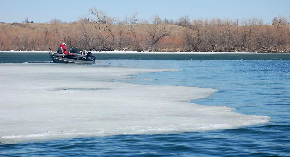 Myhre rivers offer best walleye fishing right now for Best fishing time today