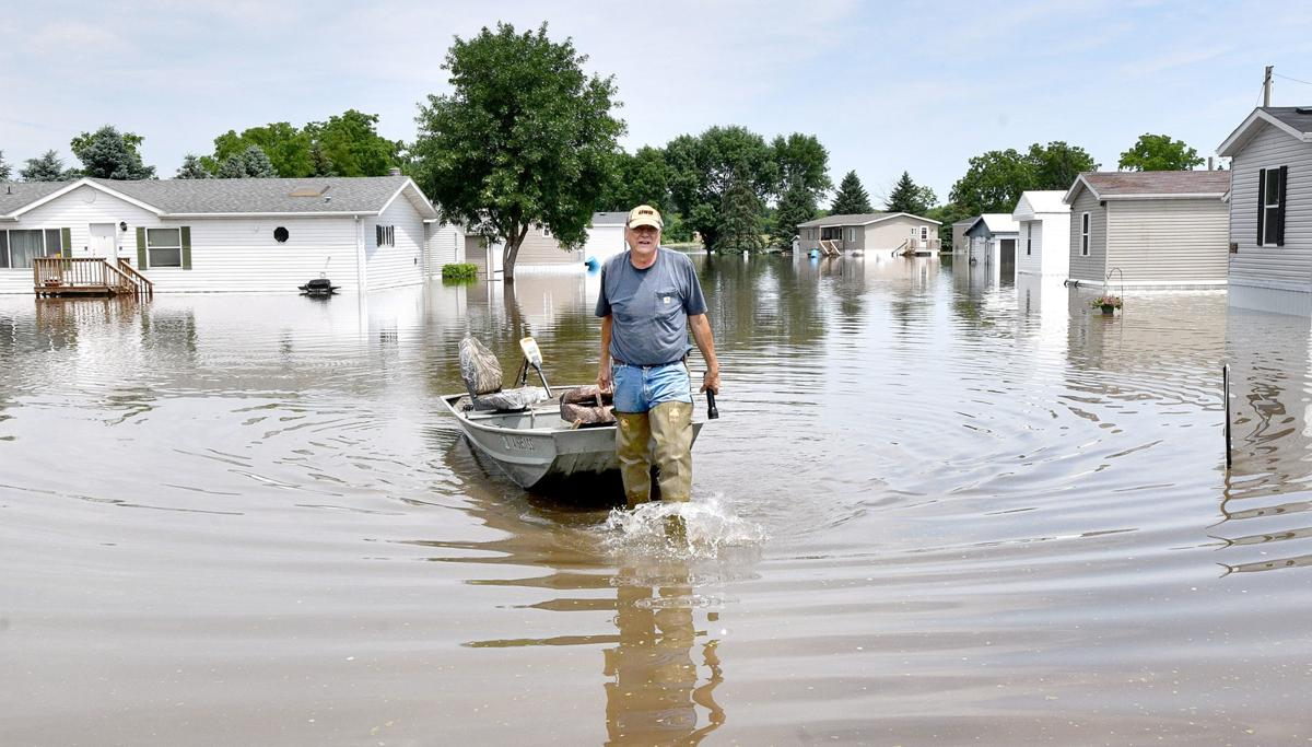 Northwest Iowa flooding