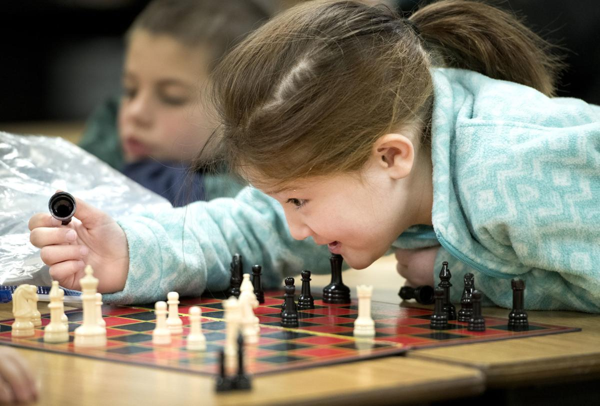Perry Creek chess club