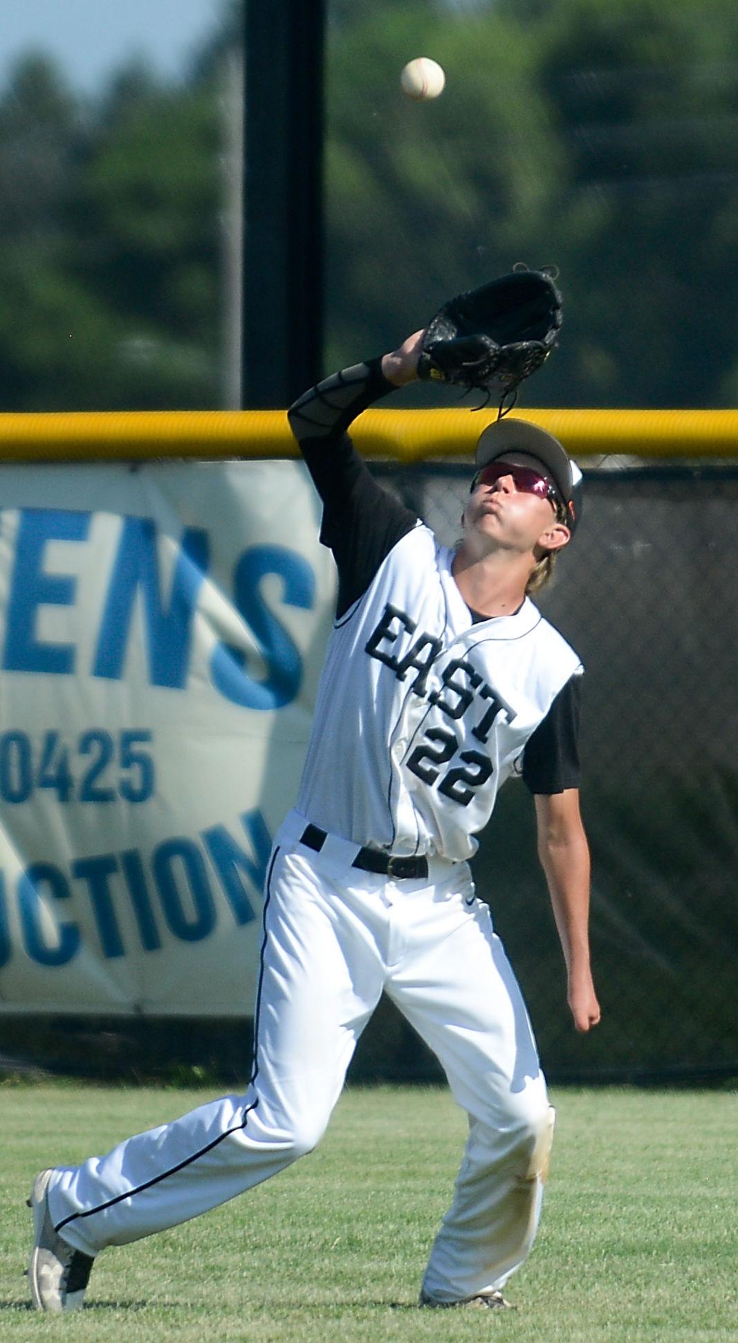 Baseball Harlan vs. Sioux City East