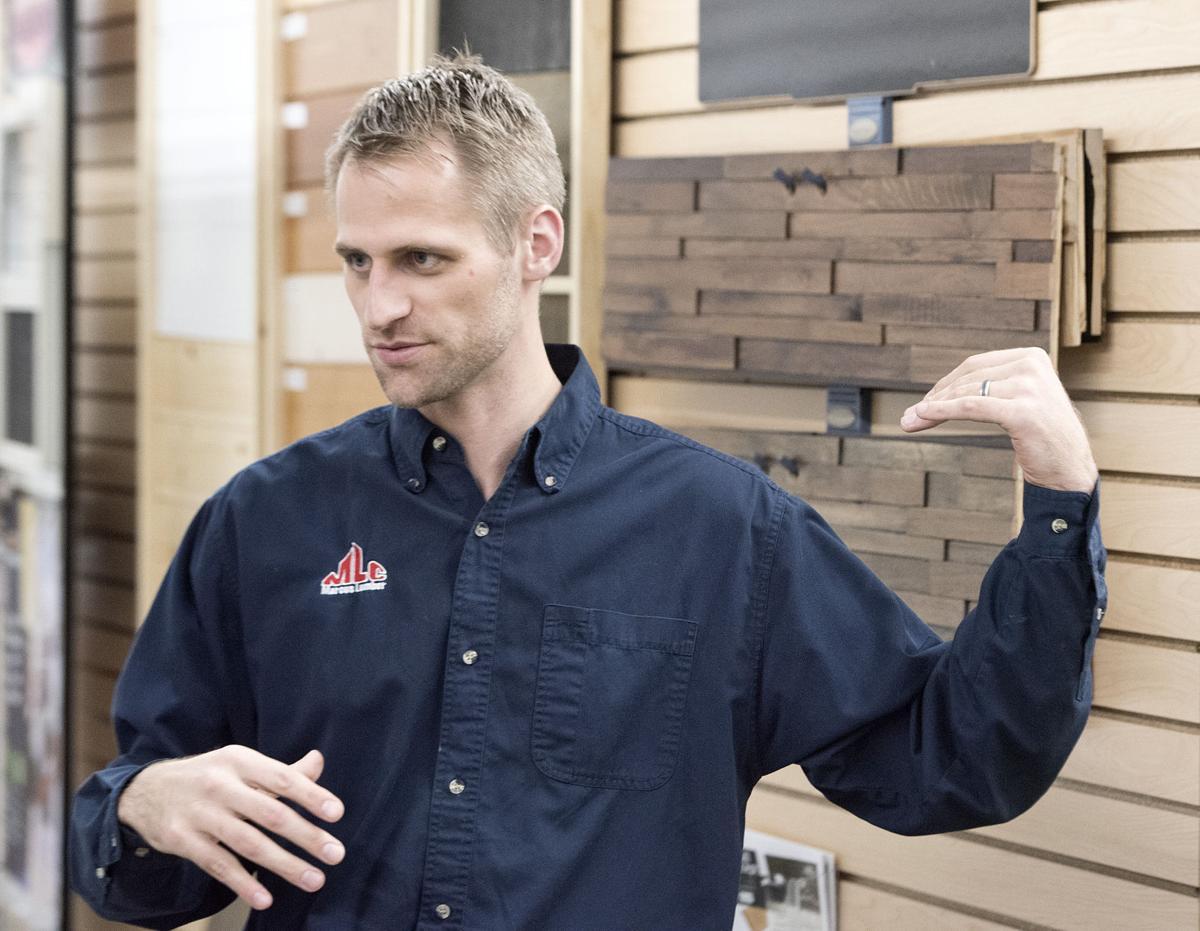 Marcus Lumber Company