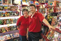 Sioux City store named nation's top comic retailer