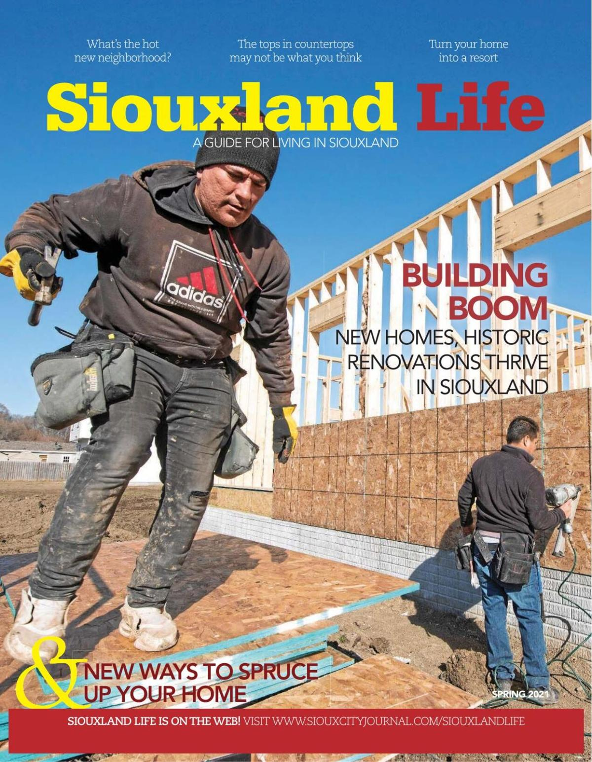 SiouxlandLife - Spring 2021
