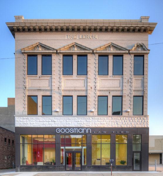 Goosmann Law Firm office space