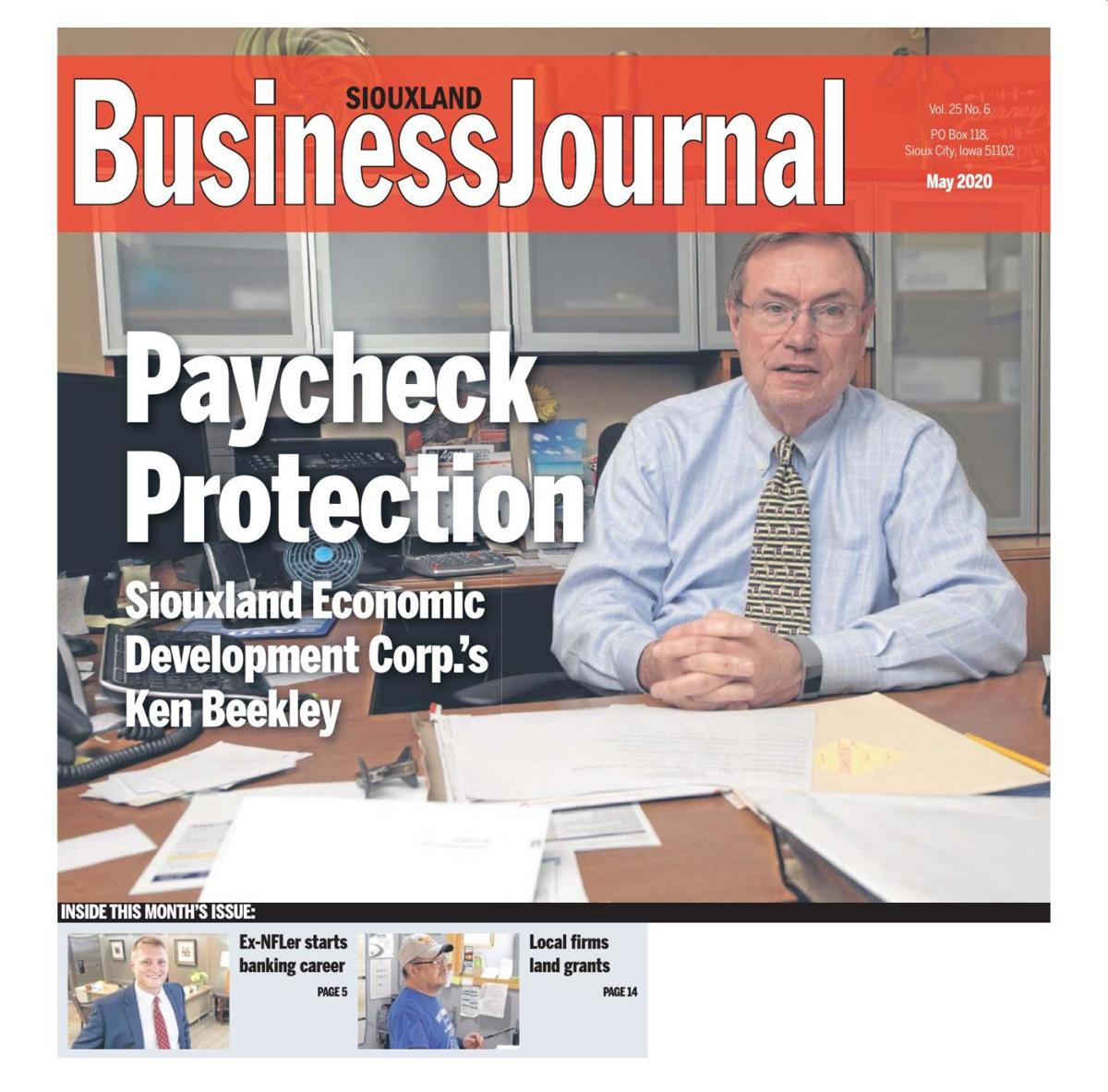 Business Journal - May 2020