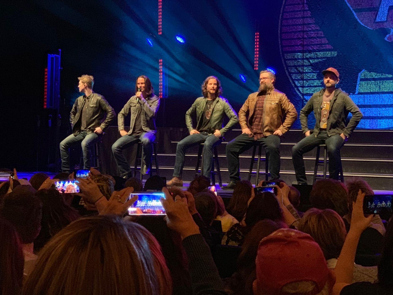 Review Home Free Covers All The Bases At Orpheum Concert Music Siouxcityjournal Com