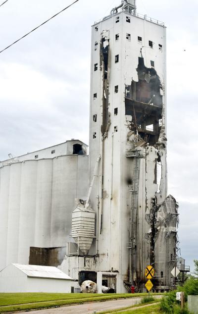 Andersen Farms' grain elevator explosion