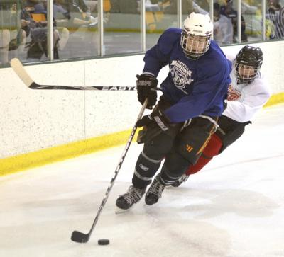 Hockey Musketeer tryout camp