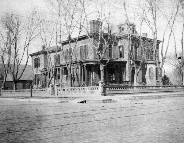 George Weare House