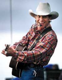 72f42118b3992 Country singer Chris LeDoux dies of complications from liver cancer ...