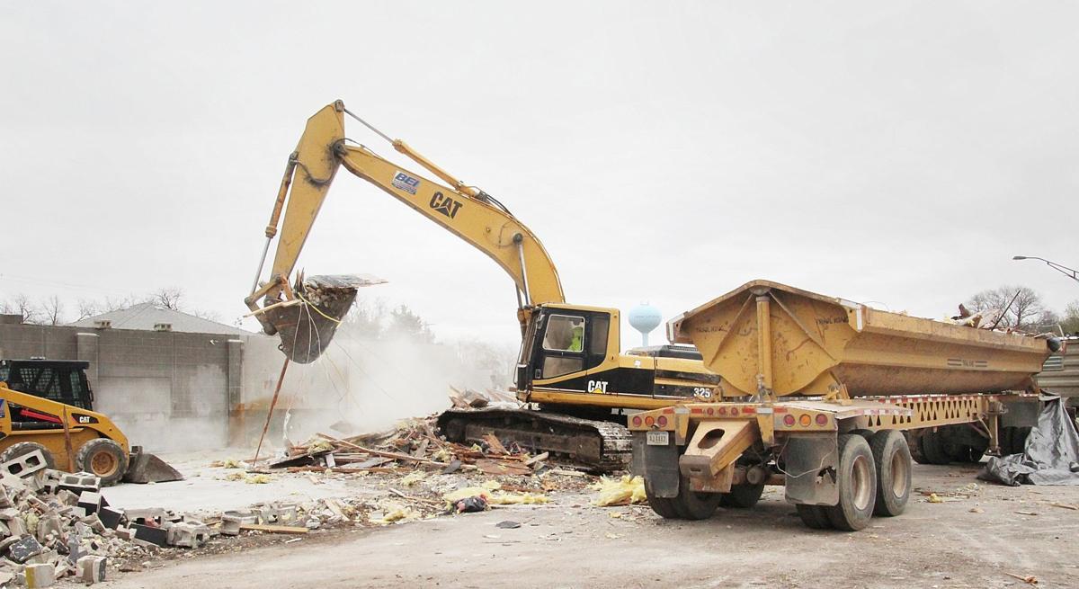 Arnolds Park, demolition