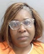 Sharron Thomas mugshot