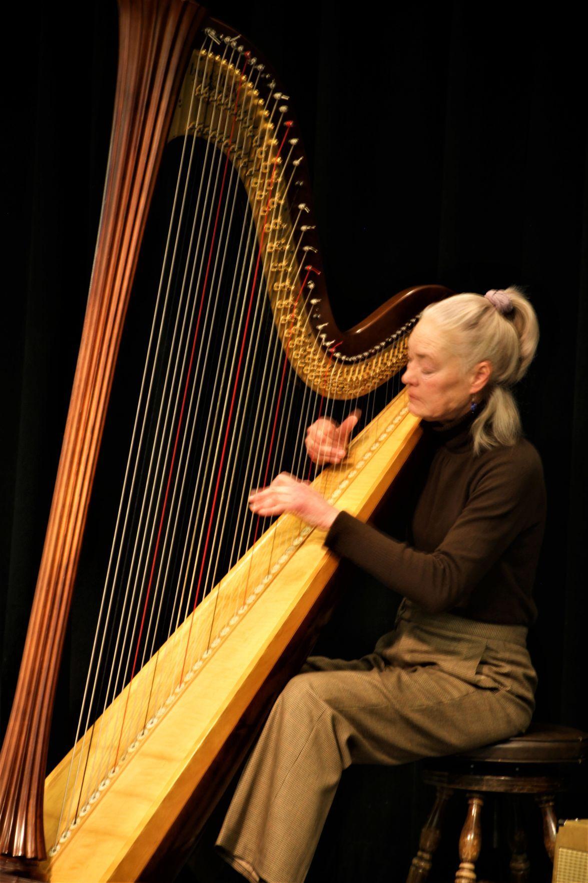 harpist mary watts