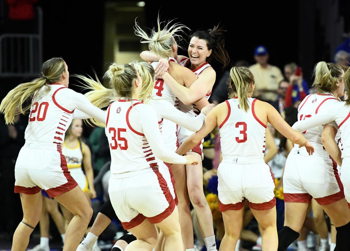 USD vs SDSU 2020 Summit League women's basketball championship