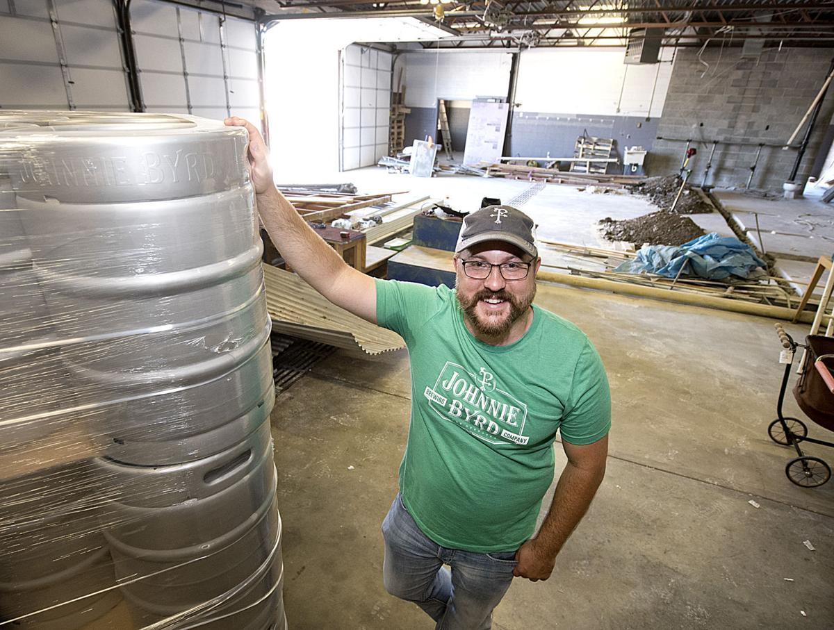 Johnnie Byrd Brewing Company