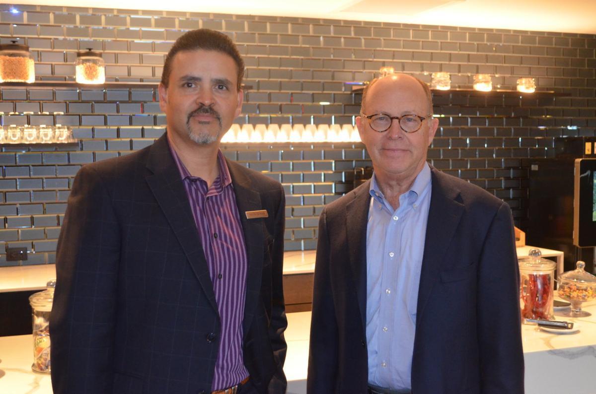 Ralph Bobian and John Gleeson