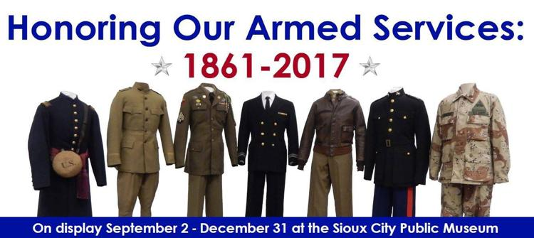 Honoring Our Armed Services: 1861-2017