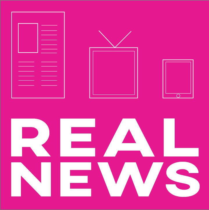 Support Real News logo
