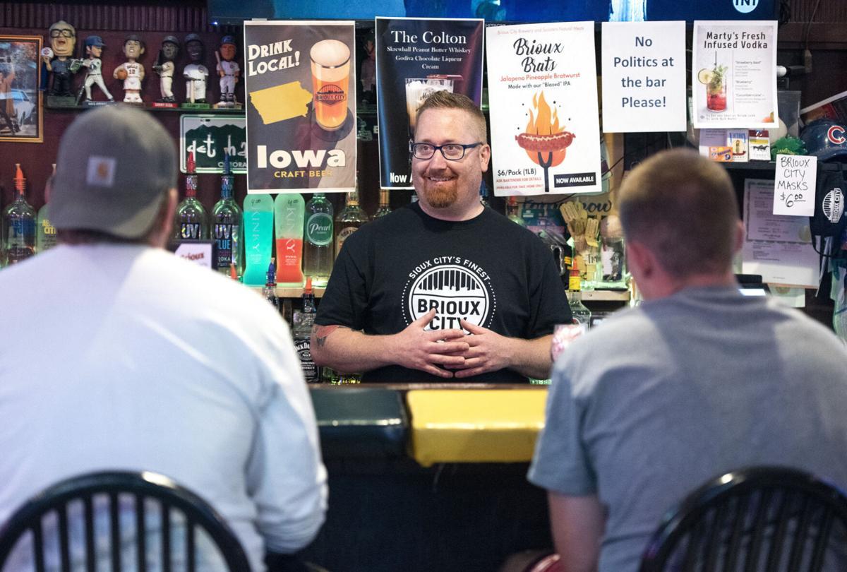 Morningside University May Term beer class
