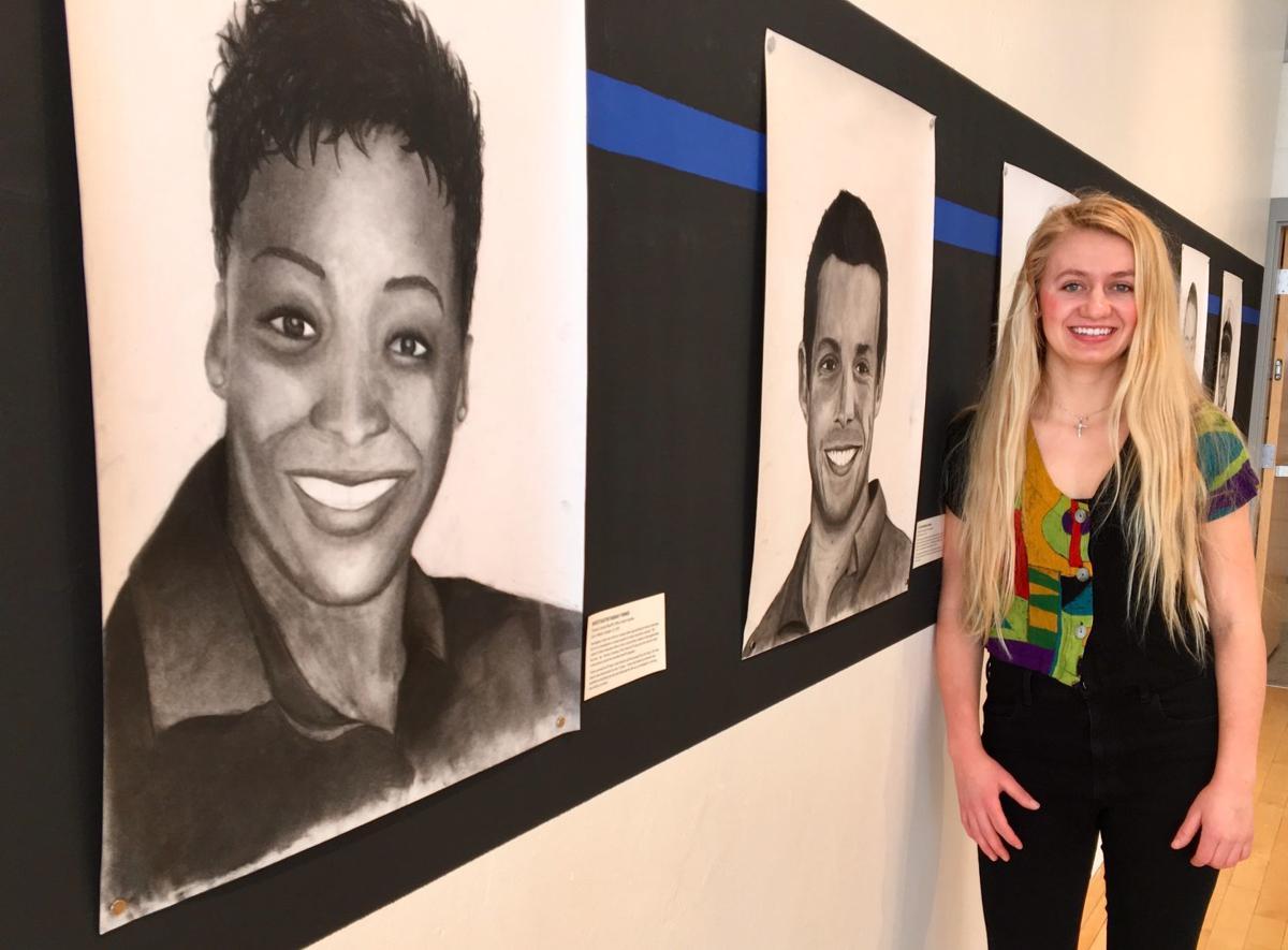 Jaycee and portraits