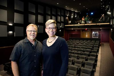 King Theatre #1 opens
