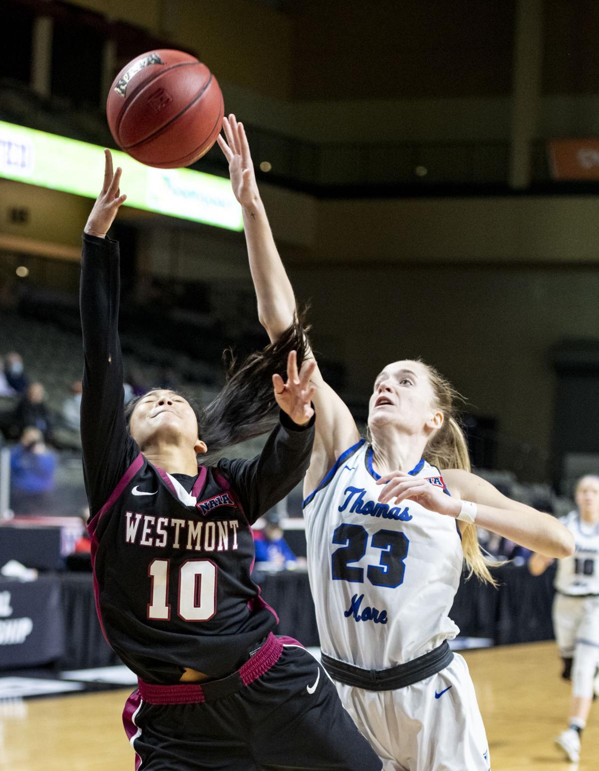 NAIA womens basketball championship