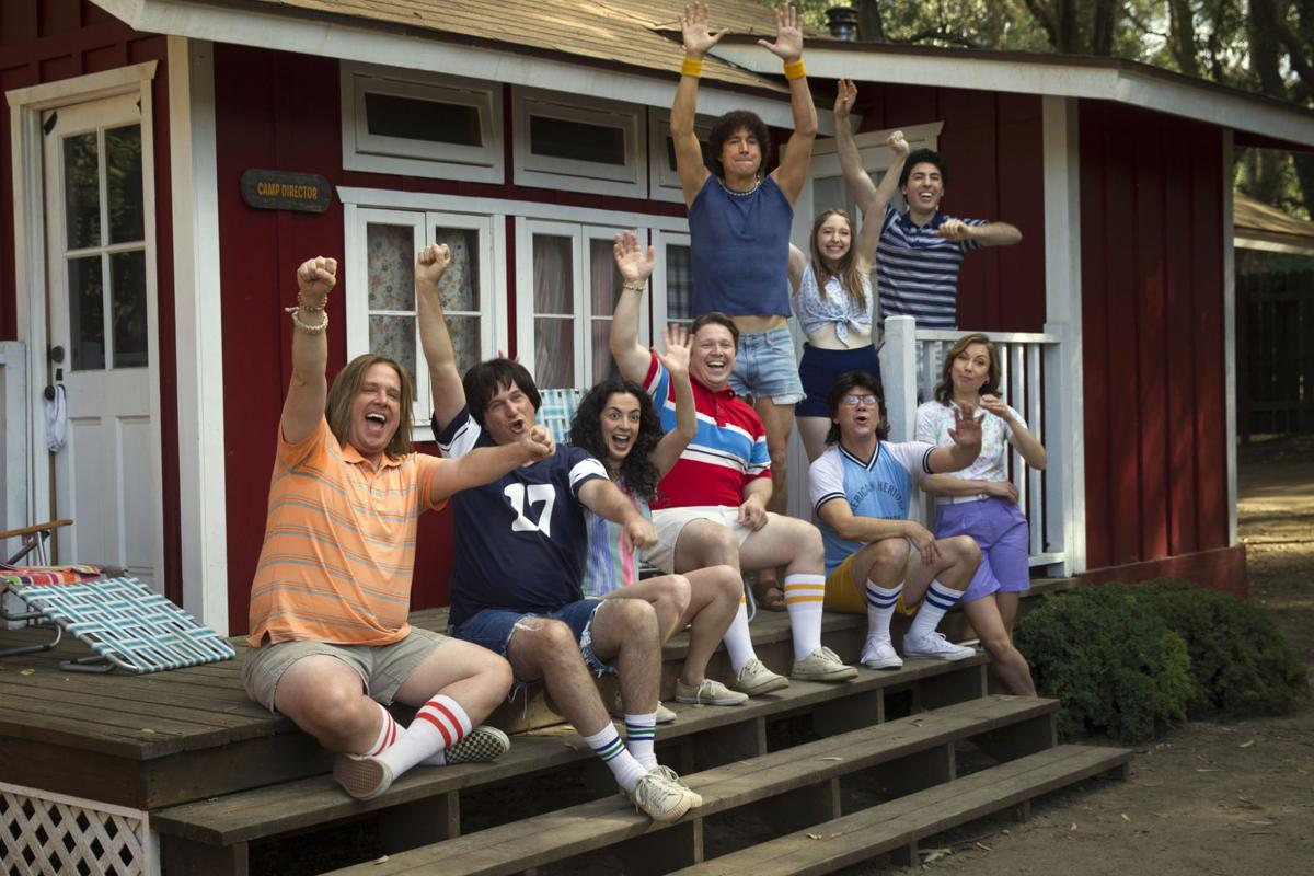REVIEW: 'Wet Hot American Summer' blows hot and cold on