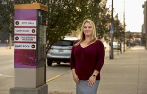 New wayfinding system being implemented in downtown Sioux City