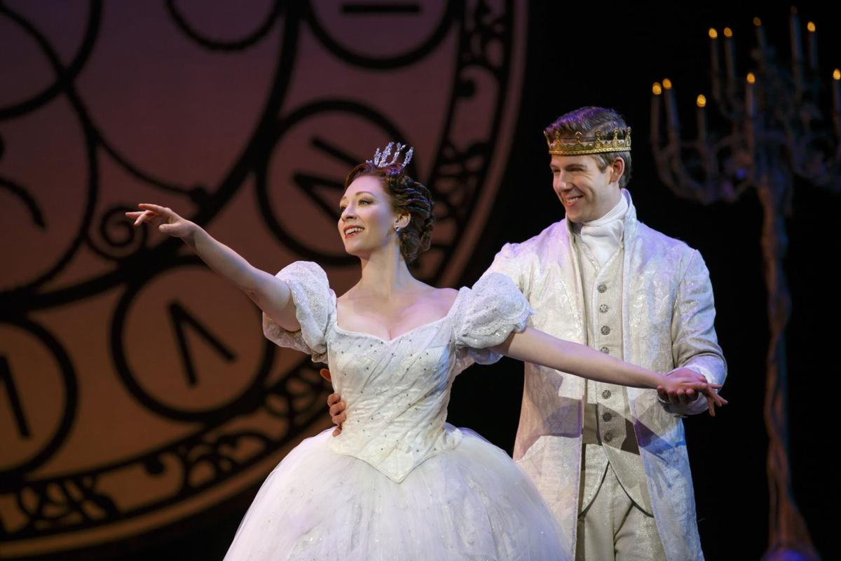 Cinderellas Prince Andy Huntington Jones Finds His Own Happily