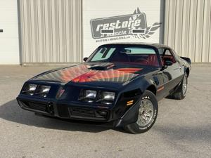 'Like a time capsule' — How a 35-mile classic Trans Am landed in Lincoln.