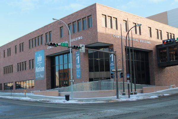 Mercy Medical Center building