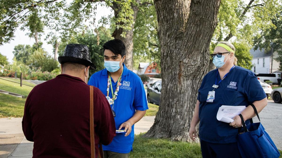 South Omaha vaccination