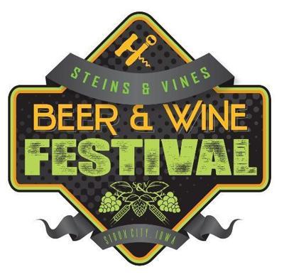 Steins & Vines logo