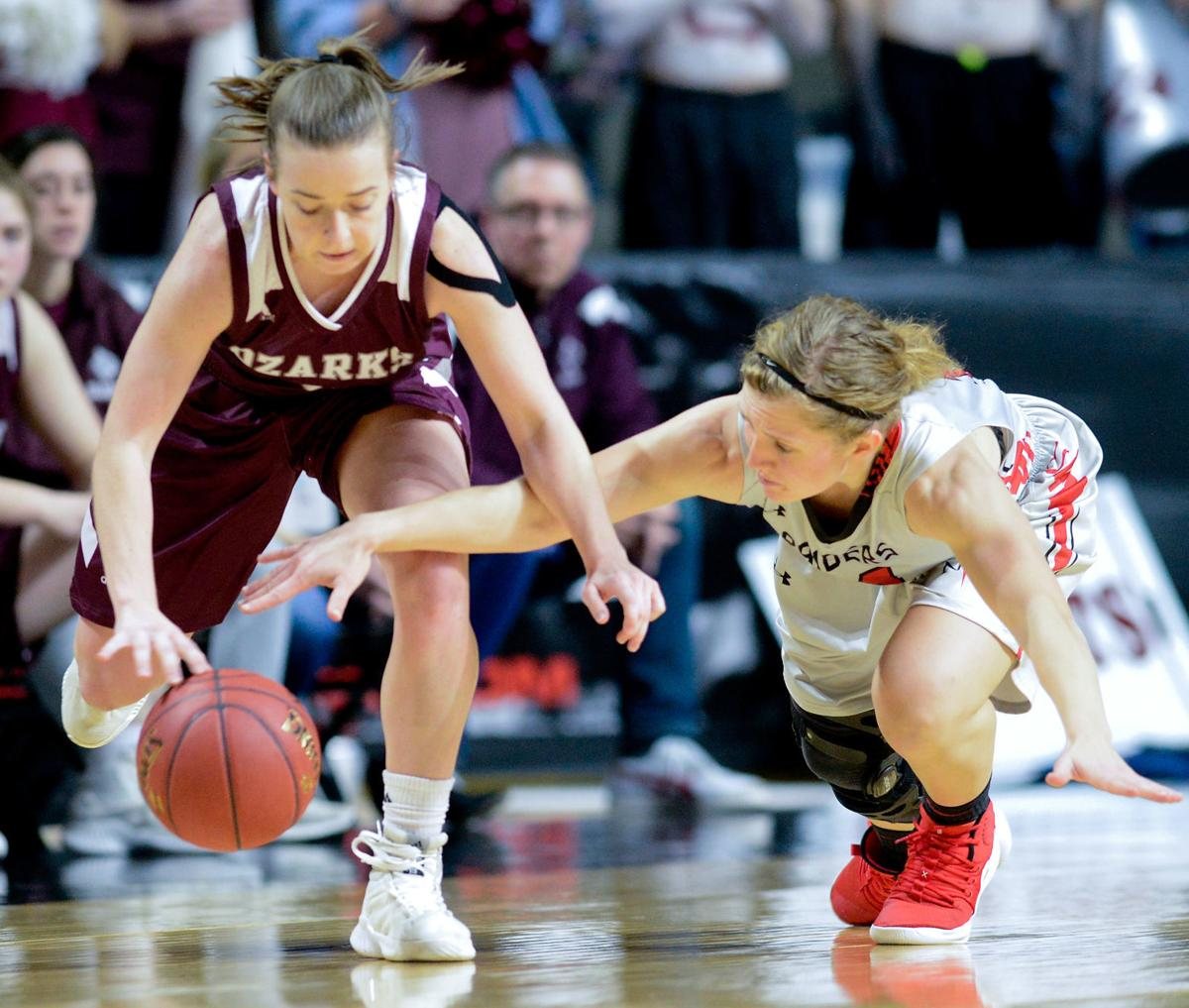 Basketball NAIA Northwestern vs. Ozarks
