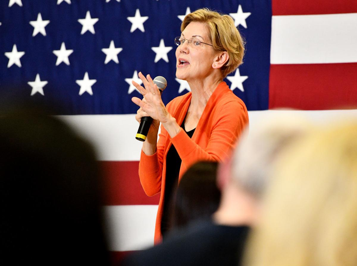 Elizabeth Warren Sioux City campaign