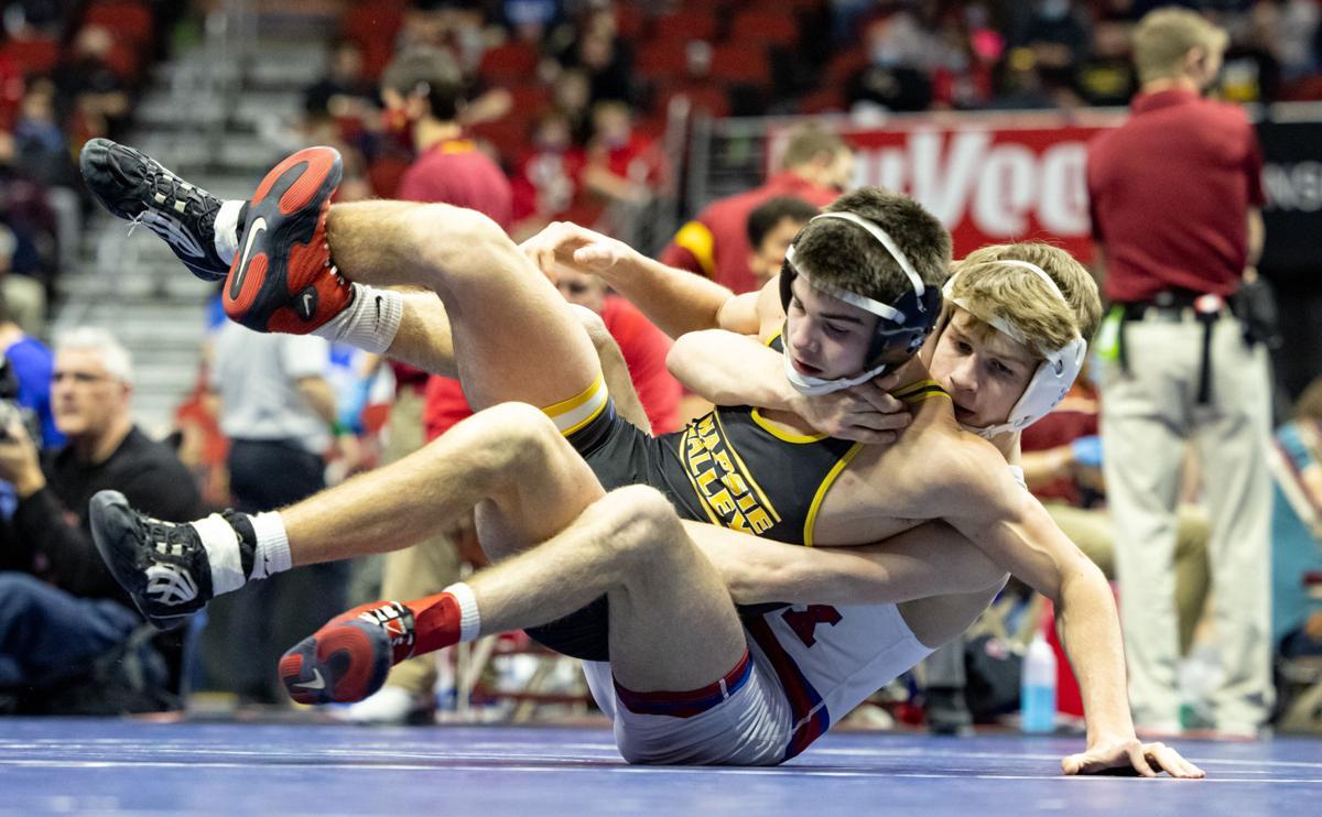 Iowa State Wrestling Friday