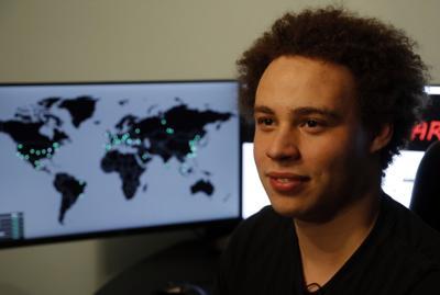 Britain Global Cyberattack