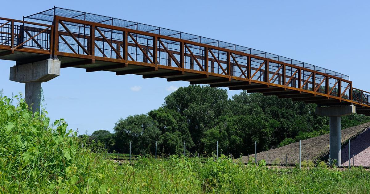 Leeds Trail Bridge